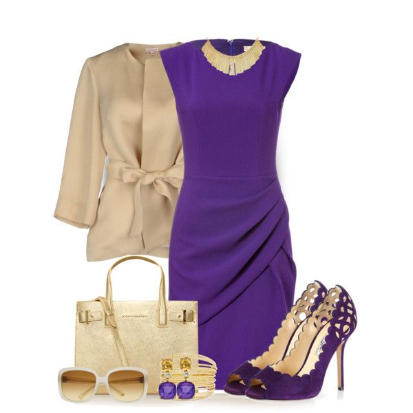 Wedding guest outfit. That's the jacket I need for the fall wedding! Cute dress too.  Pass on the shoes though