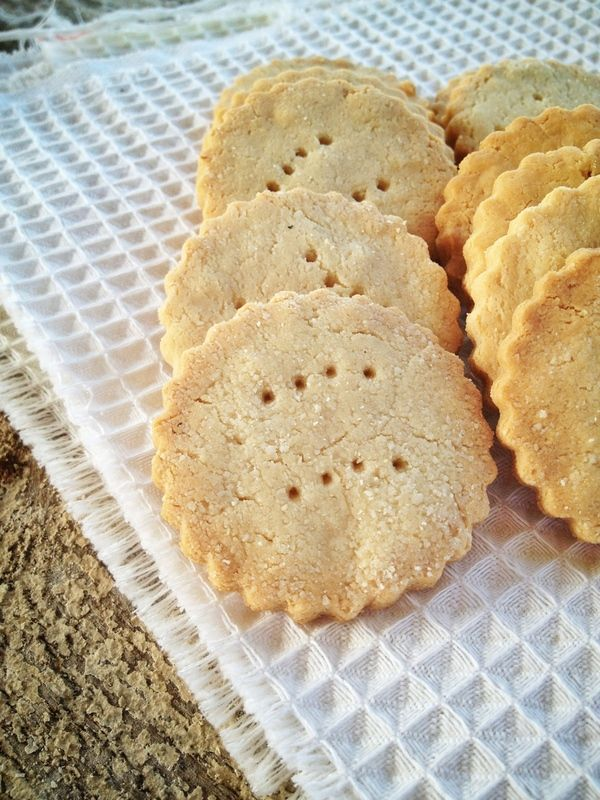 Sugar Free Shortbread Cookie