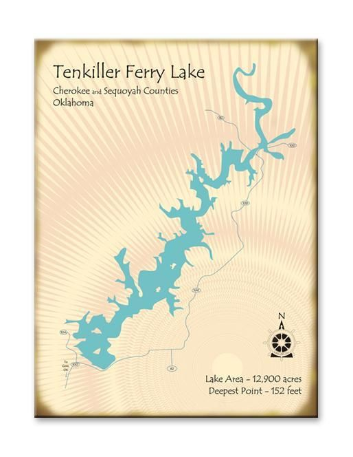 Best LOVE THE LAKE Images On Pinterest Lake Signs Lake - Map of oklahoma lakes