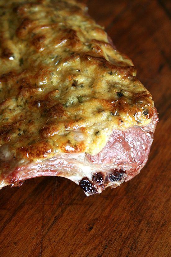 Roast Rack Of Lamb on Pinterest | Rack Of Lamb, Lamb and Lamb Recipes ...