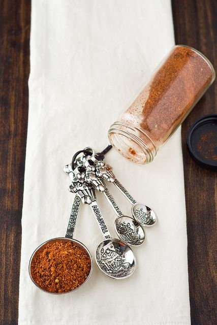 DIY Taco Seasoning by Courtney | Cook Like a Champion, via Flickr
