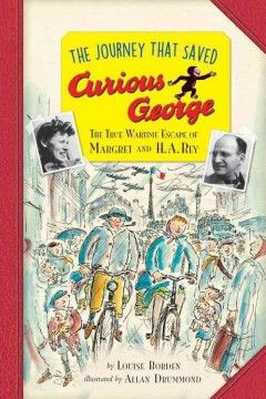 Describes the popular children's authors' childhoods and early life together, their travels and marriage in Brazil, and their dramatic escape from World War II-torn Europe on bicycles.