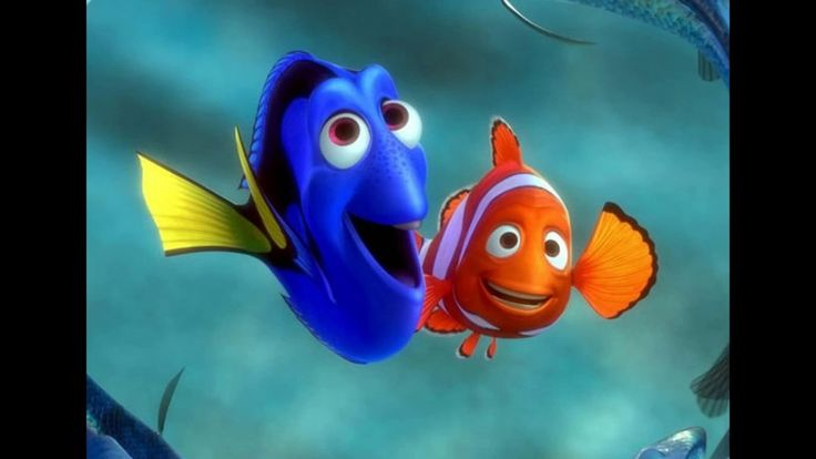 finding Nemo Coloring Pages Part 1 , Finding Nemo Coloring Pages , Color...