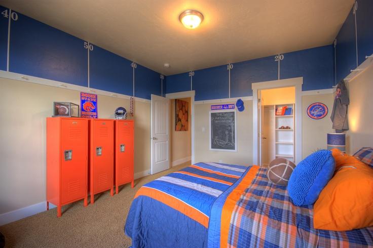 Denver Broncos Bedroom Decor | Home design ideas