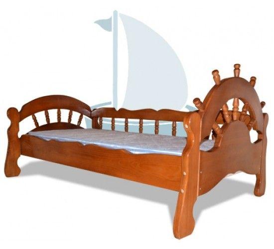 """Детская кровать Бриз  4100 грн http://stulchik.com.ua/detskie-krovati/detskaya-krovat-briz.html  Кровать Бриз изготавливается из массива ясеня. Этот материал делает кроватку прочной, надежной и долговечной. Стандартные размеры спального места: 80х160 см или 80х190 см. Возможно изготовление любого размера спального места.  Стоимость указана за кровать из ясеня в натуральном цвете с бортиком у стены и деревянными ламелями в основании.  Дополнительно к кровати """"Бриз"""" можно заказать: - комплект…"""