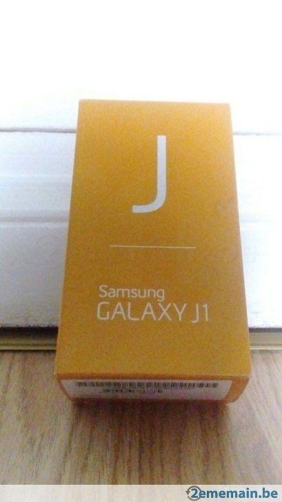 Galaxy j1 - A vendre à Bruxelles Jette