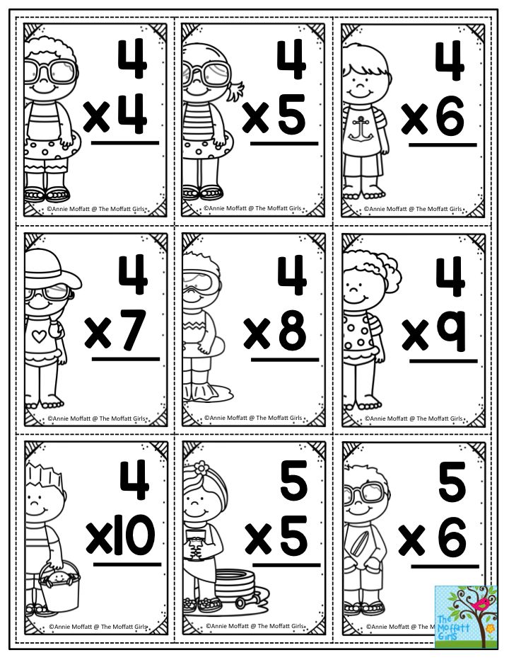 178 best images about multiplication on pinterest multiplication strategies math facts and. Black Bedroom Furniture Sets. Home Design Ideas