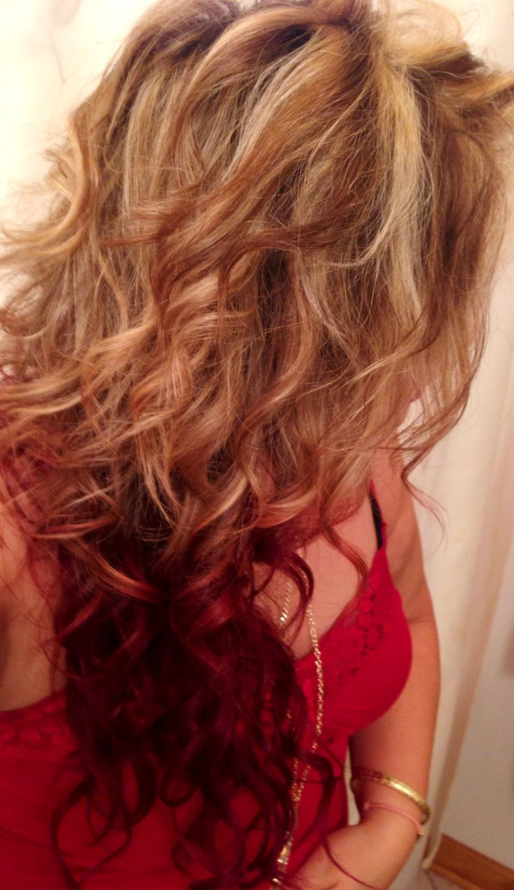 My ombre hair..high &a...