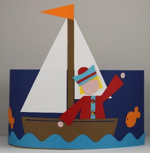 * Zeilboot!