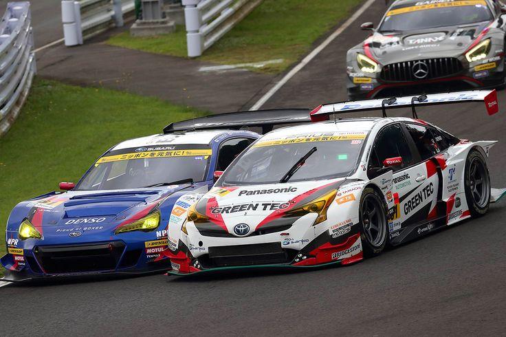 #31 TOYOTA PRIUS apr GT スーパーGT第4戦SUGO レースレポート