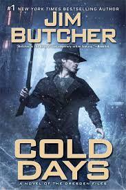'Cold Days'Jim Butcher