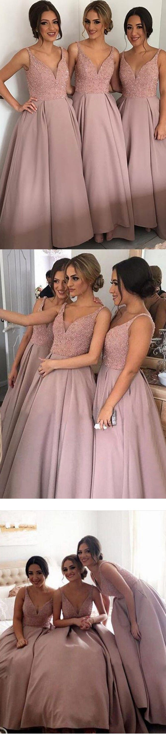 Best 25 blush bridesmaid dresses long ideas on pinterest pink bridesmaid dressbridesmaid dresseslong bridesmaid dressblush bridesmaid dresscheap bridesmaid ombrellifo Image collections