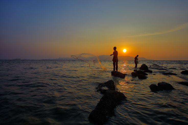 ... rezeki sicilik | Sunset | by Keris Tuah