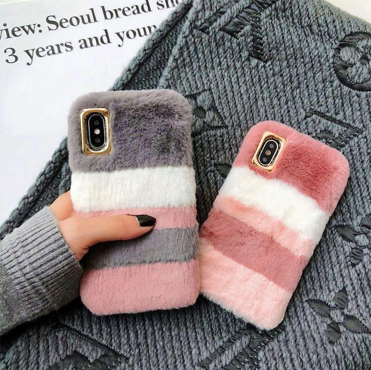 Furry Cute iPhone Case