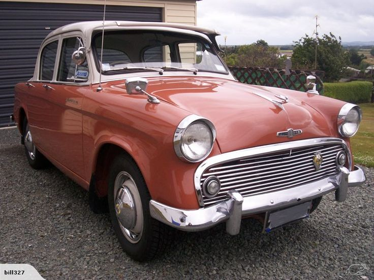 Other Humber 80 1957