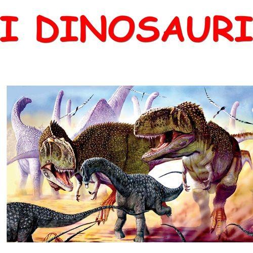 Il secondo lapbook che abbiamo realizzato per l'esame di Camilla è stato quello di storia. L'argomento scelto dalla bambina? I dinosaur...