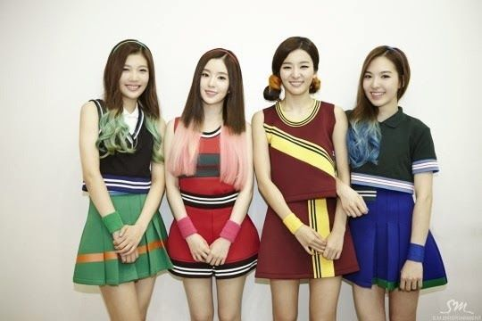On Stage Fashion: Red Velvet's Happiness Era | The Kpop Fashion