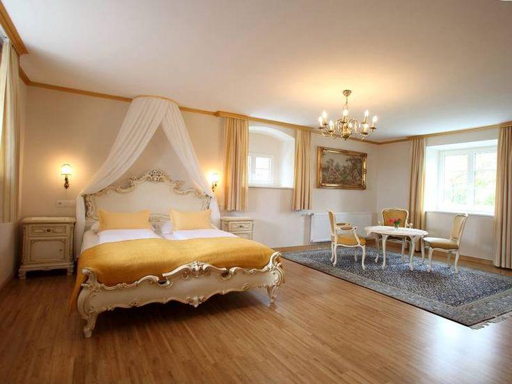 Fürstensuite im Hotel Burg Deutschlandsberg