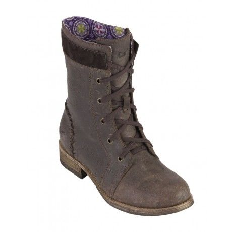 These Caterpillar Women's Maisie Boots are stylish winter staples that boast suede uppers and microfiber lining to keep your feet comfortably warm. They also have EVA sockliners and rubber/resin outsoles for durability.