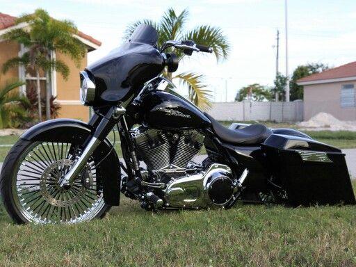Black Bagger I Love This Pics Pinterest Harley