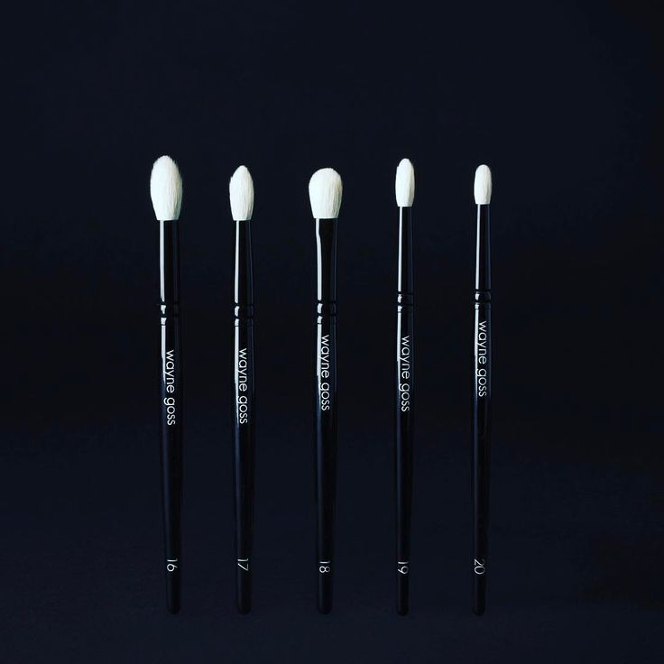 """1,505 Likes, 74 Comments - Wayne Goss - Makeup Artist (@gossmakeupartist) on Instagram: """"Coming!!!! Very very soon! The NEW Wayne Goss Eye Set. Totally revamped. The softest brushes you've…"""""""