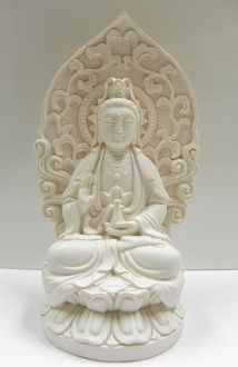 34 best feng shui images on pinterest feng shui a symbol and kuan yin seated on lotus holding wulou mightylinksfo Image collections