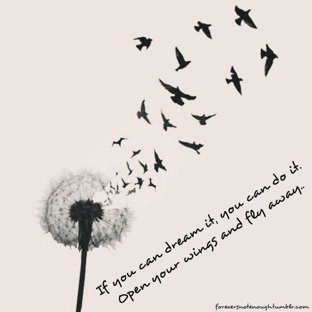 Flying Dandelion Quotes. QuotesGram