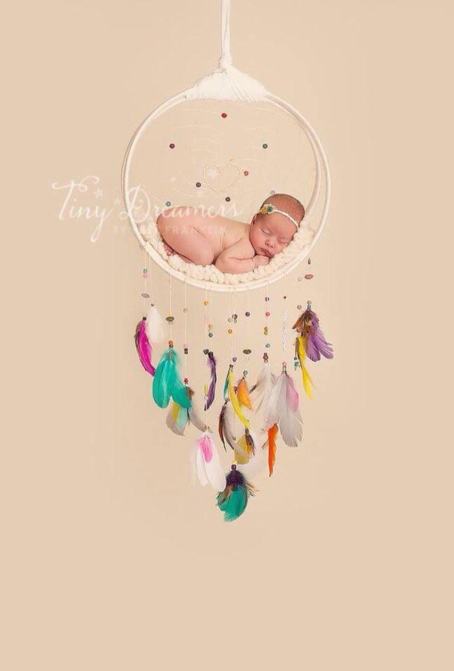 Dream catcher newborn