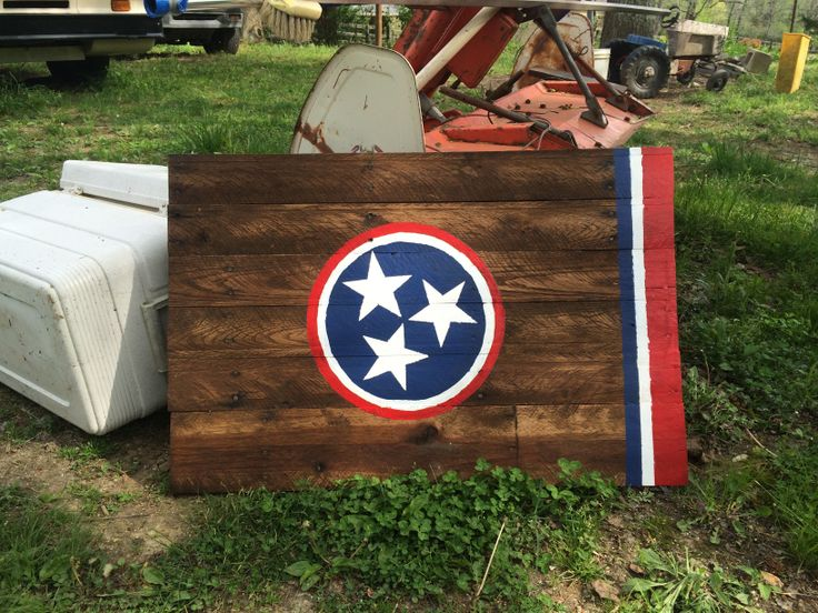 Tennessee flag #emddesigns