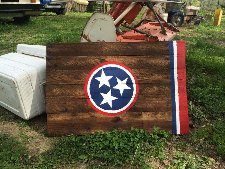 Tennessee flag #emddesigns