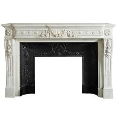 Stone Fireplaces and Mantels - 1,520 For Sale at 1stdibs - Page 2