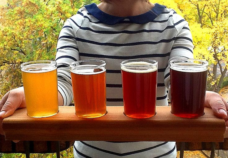 Beer Flight Paddle How-to