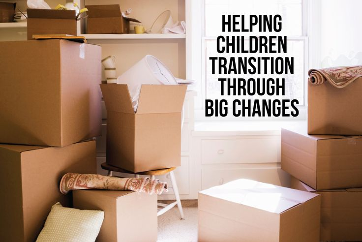 Moving to a new house? Switching schools? How can we help children transition through these big changes in life? Keep reading...