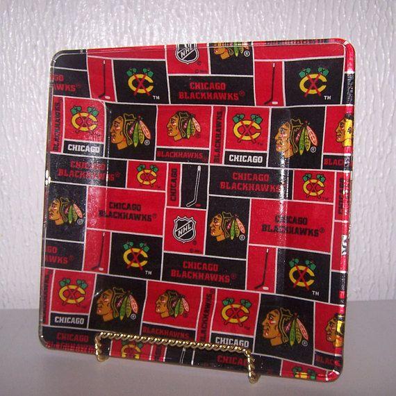 Chicago Blackhawks. Man cave accessories. Blackhawks hockey