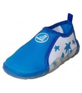 Pantofi de plaja si apa copii, bleu