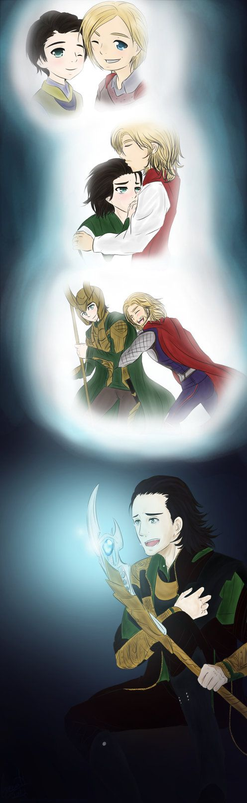 Loki feelings