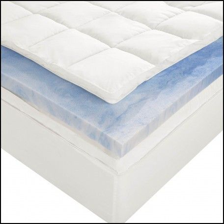 Extra Firm Memory Foam Mattress topper #FoamMattress
