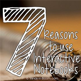 Some of the Best Things in Life are Mistakes: Interactive Notebook Roundup