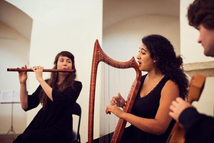 Mara Winter, Isabella Shaw, Jakub Michl - Motus Harmonicus in Znojmo 2016