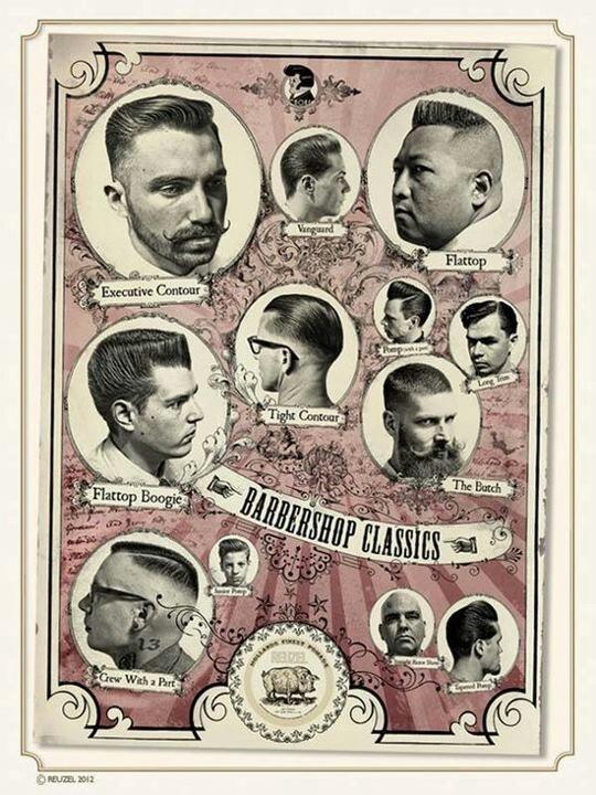 Barbershop Hairstyles