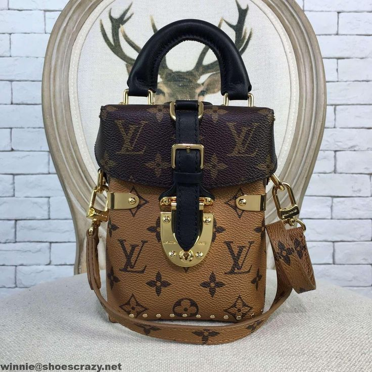 Louis Vuitton Monogram Canvas and Leather Mini Top Handle Bag - Fall 2016