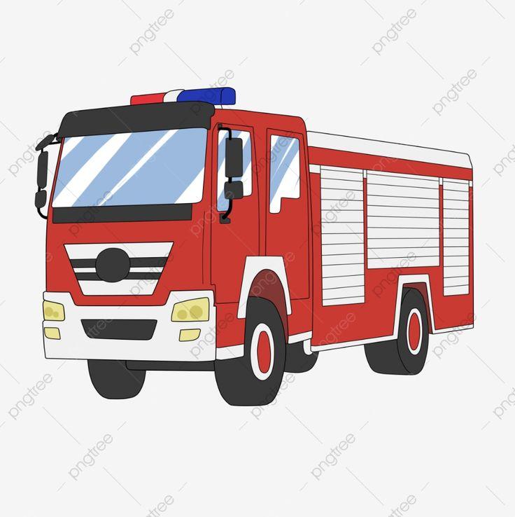 Kostenlose Eps Datei Cartoon Feuerwehrauto Vector 04 Herunterladen Name Cartoon Feuer Lkw Vektor 04 Dateien Quelle Zur Website Fire Trucks Trucks Car Cartoon
