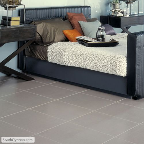 Linen Smoke Featured On The Fabric Look Tile Page From South Cypress Flooring Modern Pinterest Tiles And