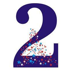 Wibracja numerologiczna liczby 2. - Tarot Numerlologiczny