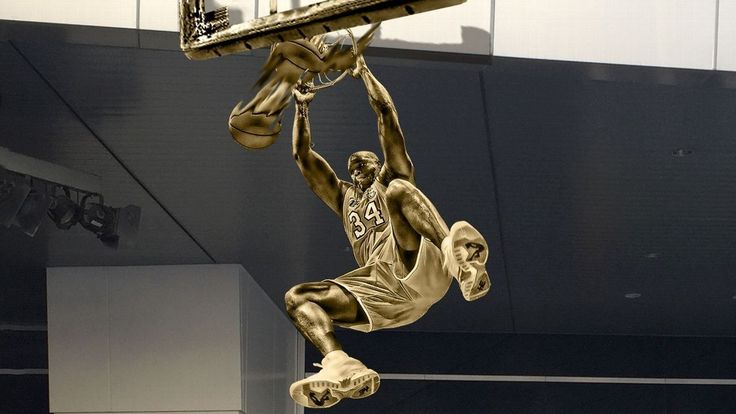 Meet the husband-and-wife sculptors who will make Shaquille O'Neal's statue float