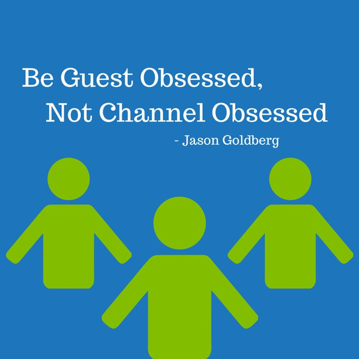 IRCE 2015: 'Be guest obsessed, not channel obsessed' | Certona
