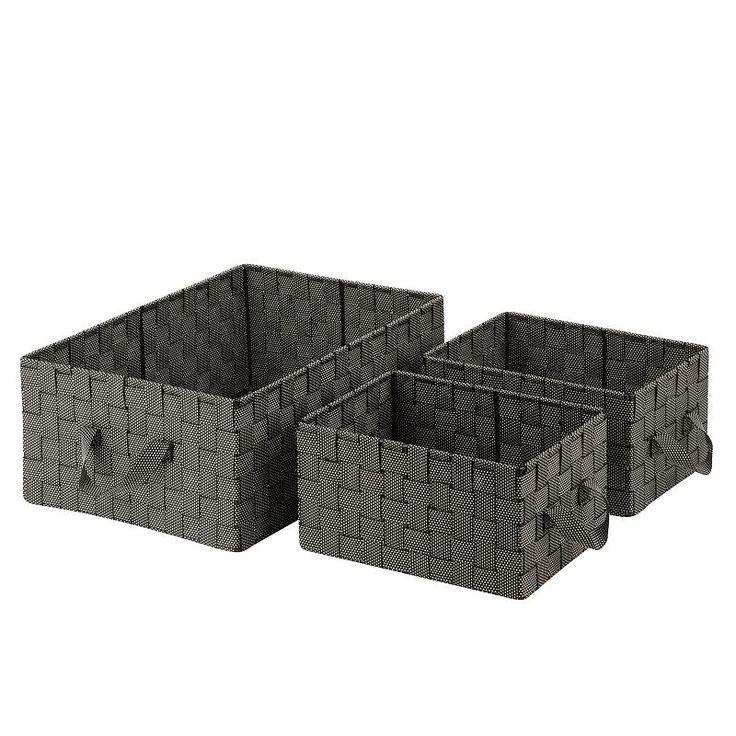 Grey Cottage Woven Storage Bins: 10+ Ideas About Woven Baskets On Pinterest
