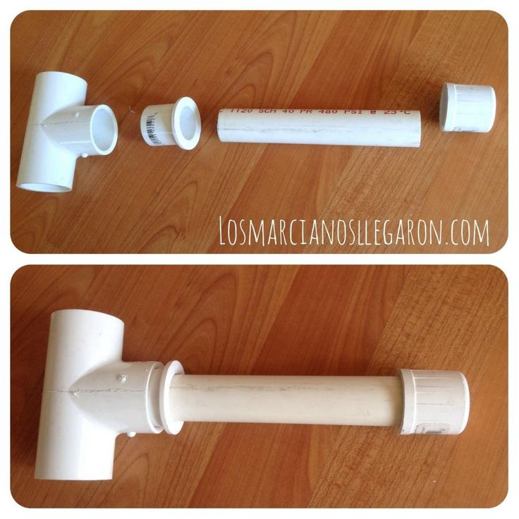 M s de 1000 ideas sobre tubos de pvc en pinterest - Medidas tubos pvc ...