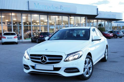 En Citycar Sur, Mercedes-Benz Clase C 'Km 0' full equipe, por 5.700 euros menos | QuintaMarcha.com