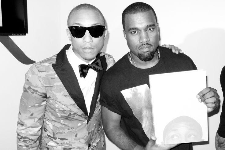 Pharrell & Kanye